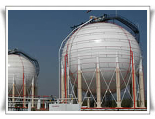 LPG Spherical Tanks
